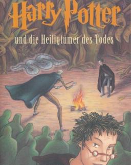 J. K. Rowling: Harry Potter und die Heiligtümer des Todes (Harry Potter és a Halál ereklyéi - német nyelven)