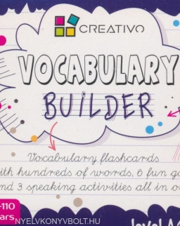 Vocabulary Builder - Level A1 - Flashcards