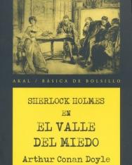 Sir Arthur Conan Doyle: El valle del miedo