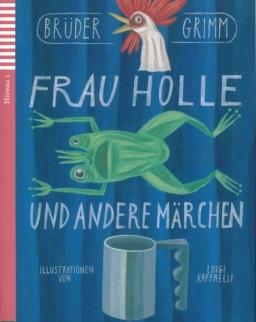 Frau Holle und andere Märchen mit CD Audio - Junge ELI Lektüren Niveau 1