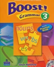 Boost! Grammar 3 Student's Book with Audio CD