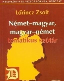Német-magyar / magyar-német tematikus szótár