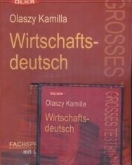 Wirtschaftsdeutsch - Grosses Testbuch mit Audio CD
