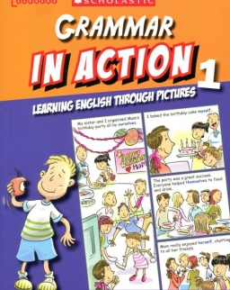 Grammar In Action Book 1 - Learning English Through Pictures