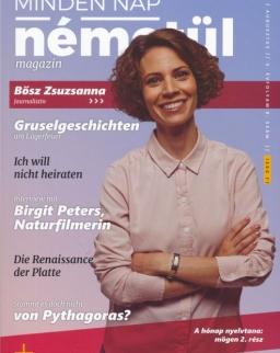 Minden Nap Németül magazin 2021. augusztus