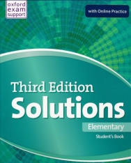 Solutions 3rd Edition Elementary Student's Book with Online Practice