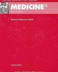 Medicine 2 - Oxford English for Careers Teacher's Book