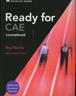 Ready for CAE 2008 Coursebook