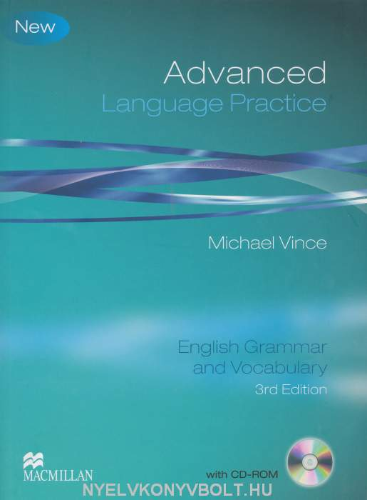New Advanced Language Practice 3rd Edition - English Grammar and Vocabulary without Key with CD-ROM (Michael Vince)