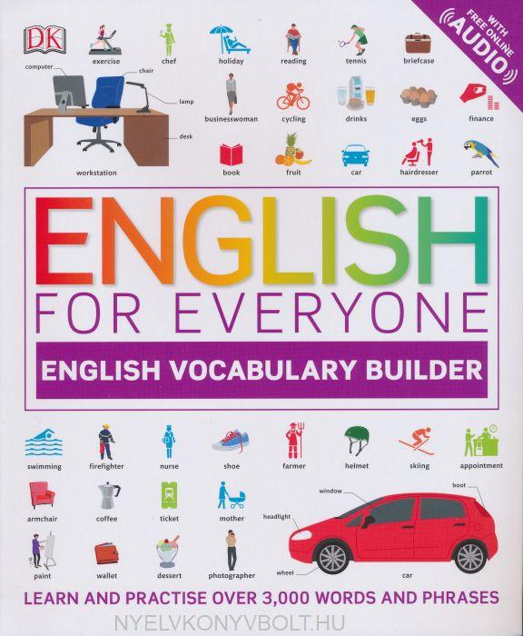 English for Everyone - English Vocabulary Builder