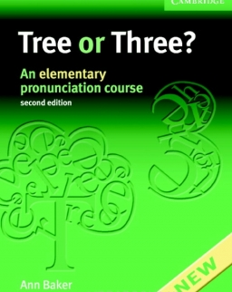 Tree or Three? - An Elementary Pronunciation Course - Book & Audio CDs (3)