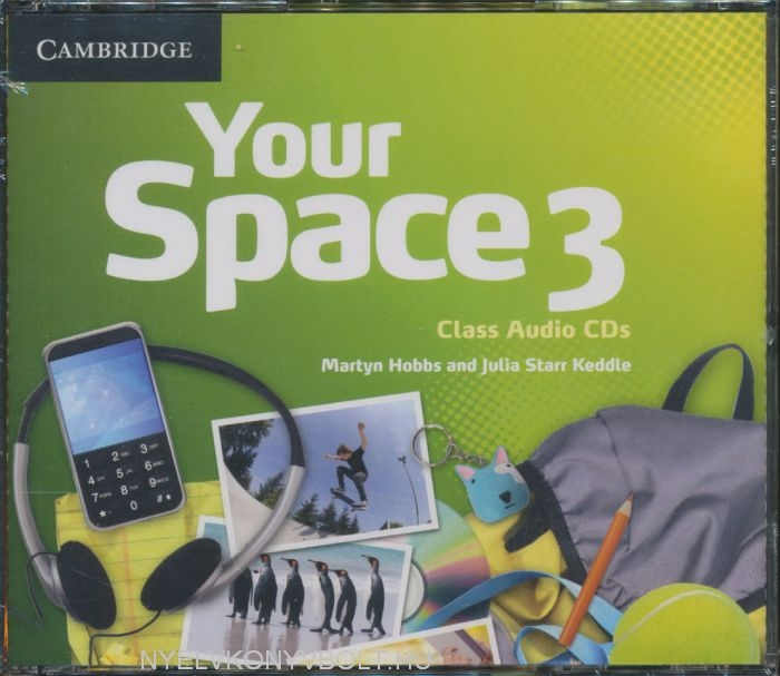 Your Space Level 3 Class CD