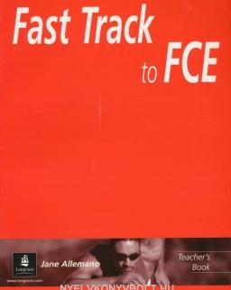 Fast Track to FCE Teacher's Book