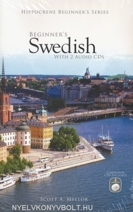 Beginner's Swedish with 2 Audio CDs - Hippocrene Beginner's Series