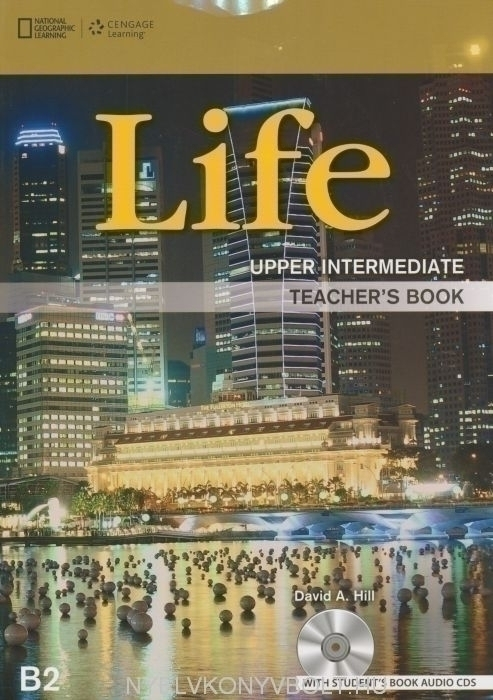 LIFE Upper-intermediate Teacher's book with class audio CDs (2)