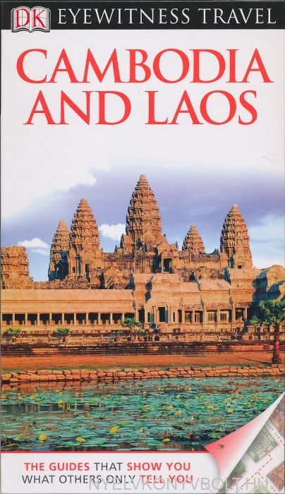 DK Eyewitness Travel Guide - Cambodia and Laos