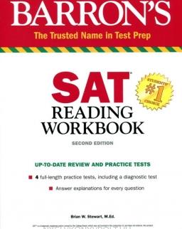 Barron's SAT Reading Workbook 2ND eDITION