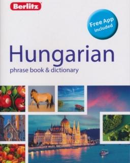 Berlitz Hungarian Phrase Book & Dictionary - Free App included