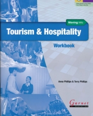 Moving into Tourism and Hospitality Workbook with Audio CD