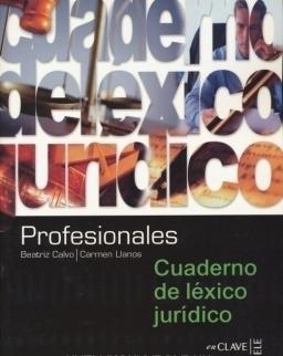 Profesionales - Cuaderno de léxico jurídico