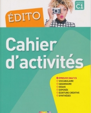 Edito Niveau C1 (éd. 2018) - Cahier