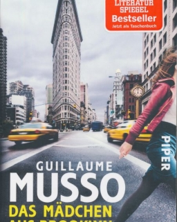 Guillaume Musso: Das Madchen aus Brooklyn