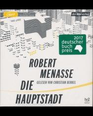 Robert Menasse: Die Hauptstadt CD