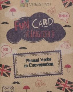 Fun Card English: Phrasal Verbs is Conversation