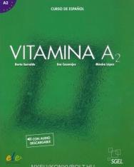 Vitamina A2 libro del alumno + licencia digital