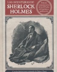 Sir Arthur Conan Doyle:Las Aventuras de Sherlock Holmes