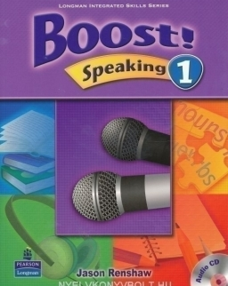 Boost! Speaking 1 Student's Book with Audio CD