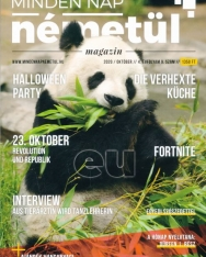 Minden Nap Németül magazin 2020. október