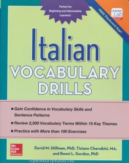 Italian Vocabulary Drills with Free Flashcard App - Perfect for Beginning and Intermediate Learners