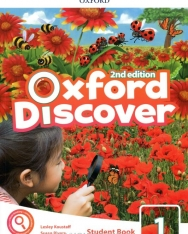 Oxford Discover 1 Student's Book with Oxford Discover App - 2nd Edition
