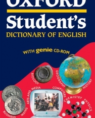 Oxford Student's Multimedia CD-ROM Dictionary