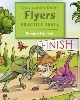Macmillan Exams Young Learners English Flyers Practice Tests with Audio CD