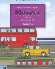 Young Learners English Movers Skills Class Audio CD - Macmillan Exams