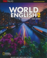 World English 2 Student's Book with My World English Online - 3rd Edition