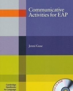 Cambridge academic english b2 upper intermediate class audio cd communicative activities for eap english for academic purposes with cd rom fandeluxe Images