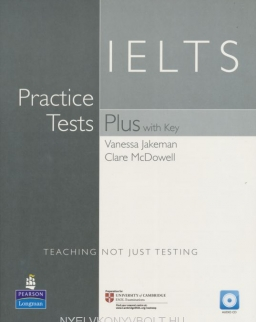 IELTS Practice Tests Plus 1 with Key and Audio CDs (3)