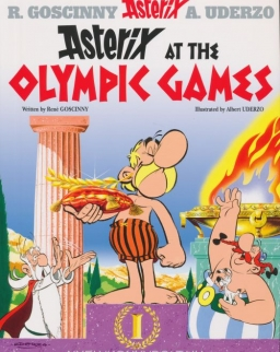 Asterix at the Olympic Games (képregény)