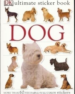 Ultimate Sticker Book Dog