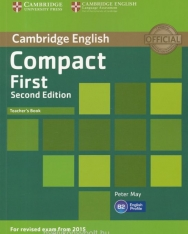 Cambridge English Compact First - Second Edition - Teacher's Book
