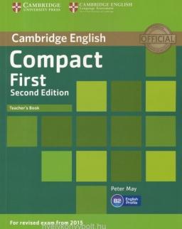 Cambridge English Compact First - Second Edition - Teacher's Book