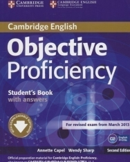 Objective Proficiency (2nd Edition) Student's Book with Answers with Downloadable Software British English
