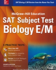 SAT Subject Test Biology E/M 5 Practice Test Fourth Edition