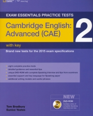 Exam Essentials Practice Tests-Cambridge English: Advanced (CAE) 2 with Key and DVD-ROM