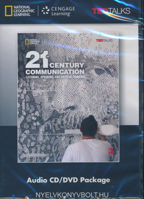 21st Century Communication 3 Audio CD/DVD Package