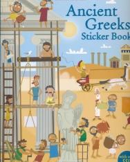 Fiona Watt: Ancient Greeks Sticker Book