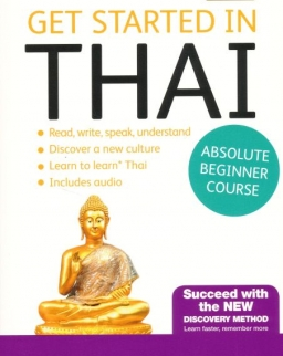 Teach Yourself Get Started in Beginner's Thai with Audio Online - Absolute Beginner Course